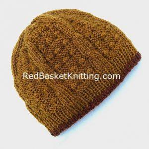 Textured Beanie Hat