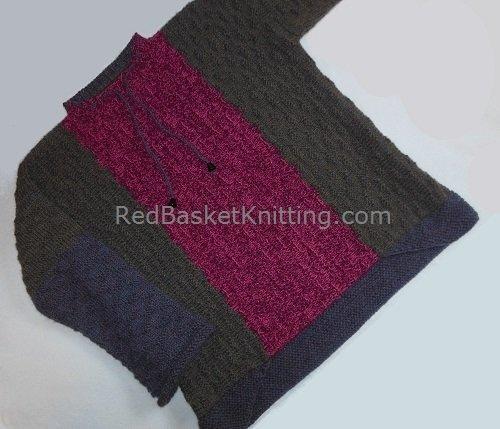 Knitting Sweater Ladies