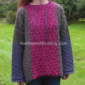 Sweater Free Knitting Tutorial