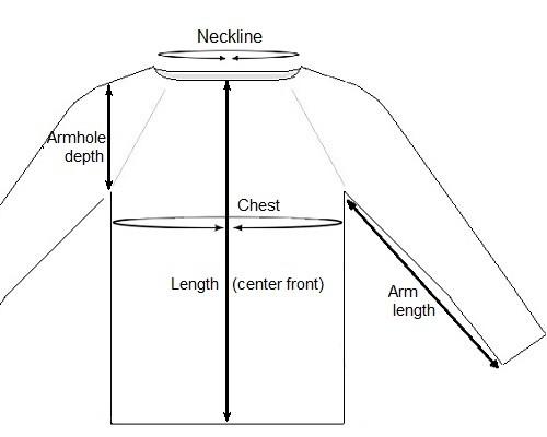 Sweater Scheme