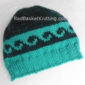 Wave Hat Pattern