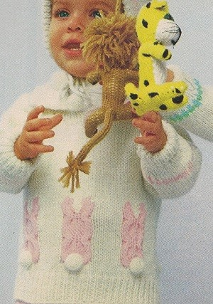 Bunny Sweater Baby