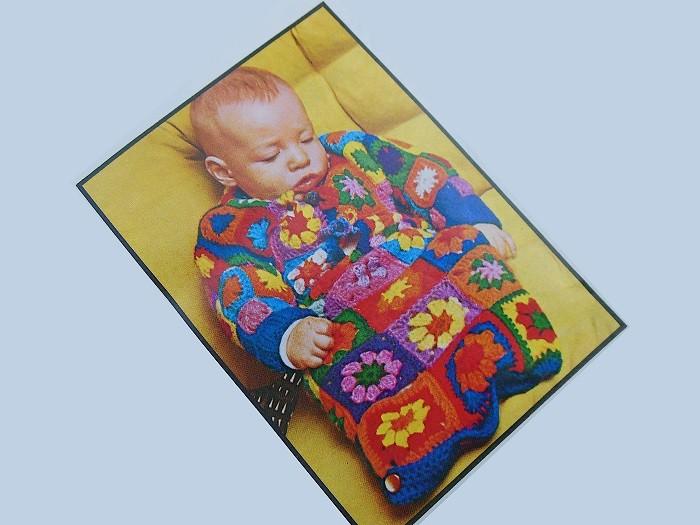 Granny Bunting Free Crochet Pattern Granny Squares