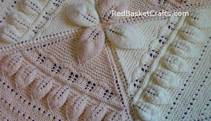 Canopy Blanket for Baby Knitting