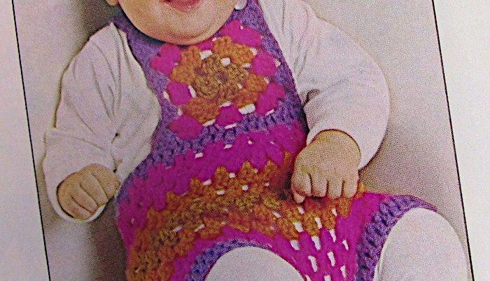 Baby Toddler Shorts Crochet Pattern
