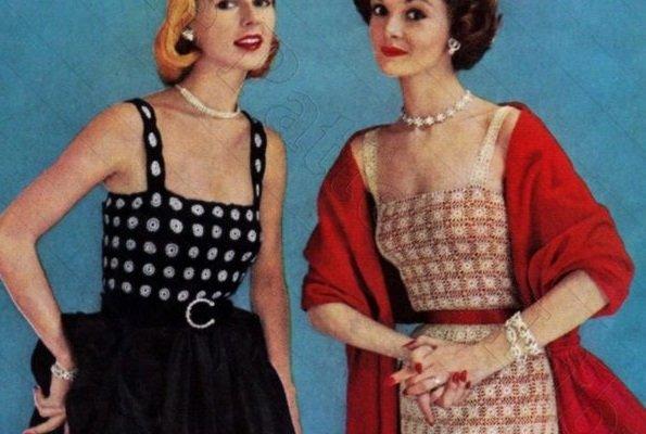 Blouse Dress Vintage Crochet
