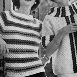 Knitted Tops Vintage