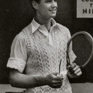 Men's Vest Knitting Pattern