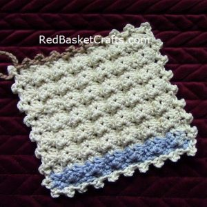 Wash Cloth Crochet