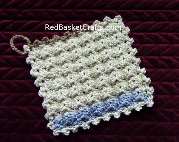 Wash Cloth Crochet