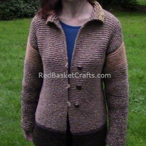 Knit CardiganKnitting Pattern