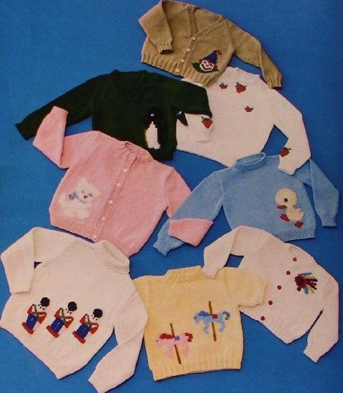 Toddler Jacket Knitting Patterns Worsted 4 Ply Yarn