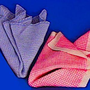 Crochet Baby Blanket Sport Yarn Afghan Hook Pattern