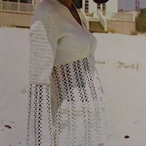 Crochet Jacket And Pants - Summer Set Pattern