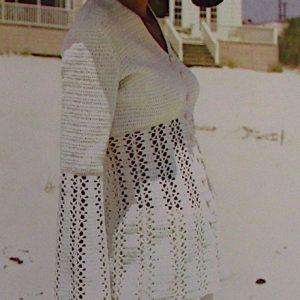 Crochet Jacket And Pants - Summer Set Pattern