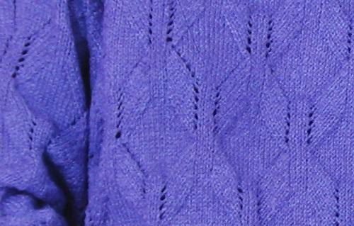 Hexagon Stitch Summer To Size L, XL - DK Yarn - Knitting Pattern